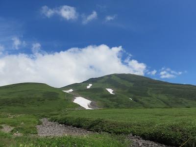 鳥海山10