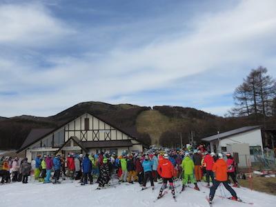 湯の丸スキー場4