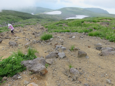 鳥海山29