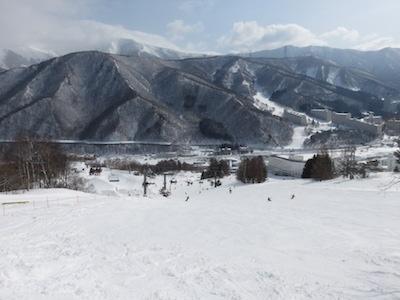 苗場スキー場 13