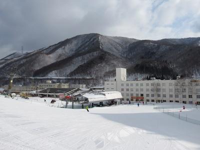 苗場スキー場 11