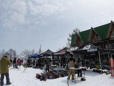 野沢温泉スキー場【試乗会】5