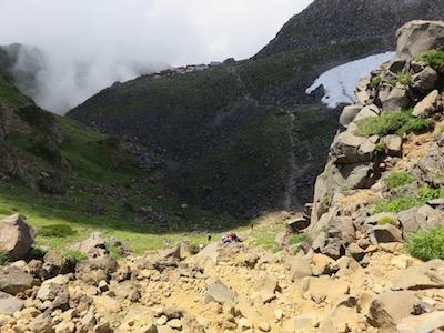 鳥海山21