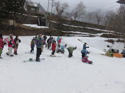 8スノーボード竜王