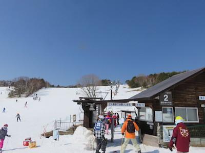 25スノーボード菅平