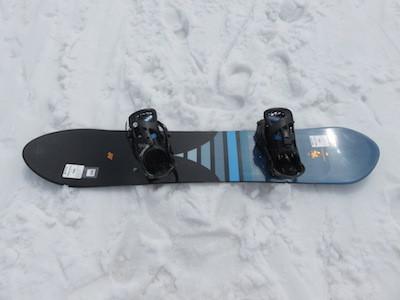 2スノーボードK2 EIGHTY SEVEN