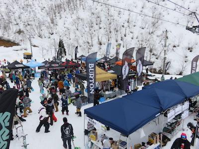 神立高原スキー場9