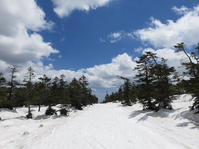 29横手山渋峠スキー場