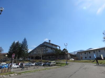 29赤倉観光リゾートスキー場