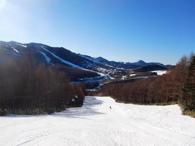 16焼額山スキー場