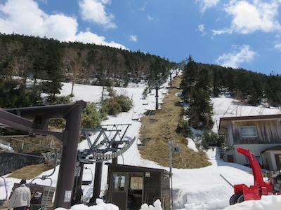 19横手山渋峠スキー場