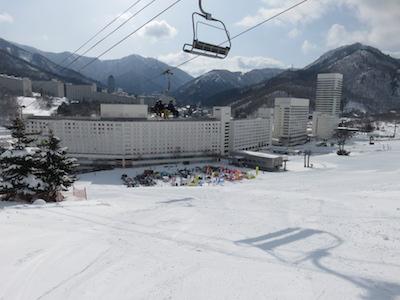 苗場スキー場 15