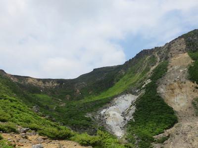 23安達太良山