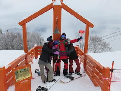 1スノーボード湯沢高原