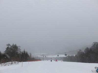 12スノーボードチャオ御岳