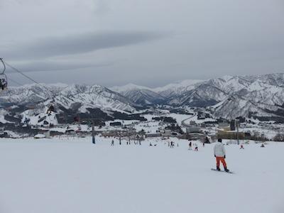 岩原スキー場6