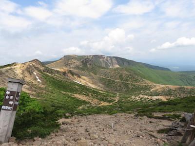 19安達太良山