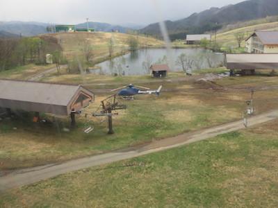10 スノーボード栂池高原