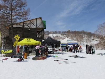 9スノーボード野沢温泉