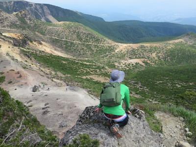17安達太良山