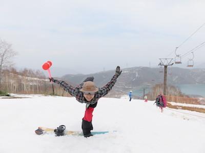 1スノーボードかぐら