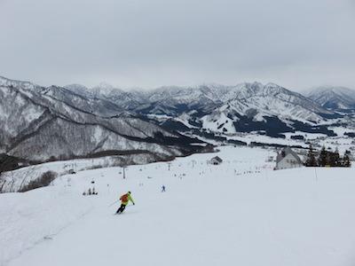 岩原スキー場9