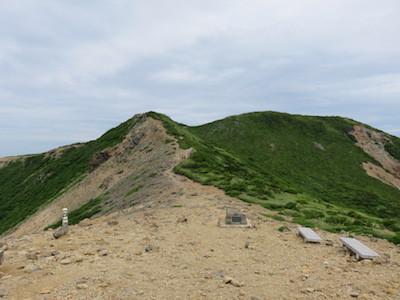 17 百名山那須岳