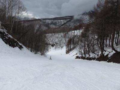 9スノーボードほたか牧場