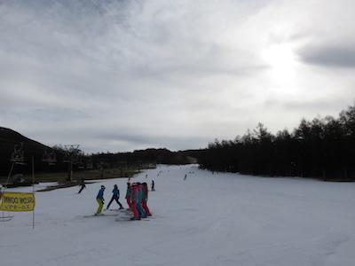 湯の丸スキー場5