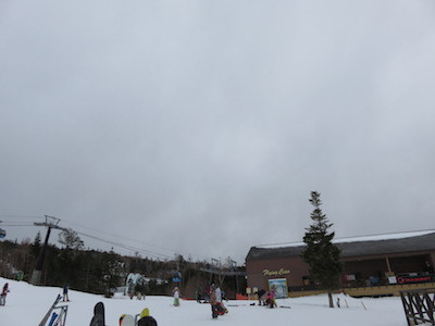9スノーボードチャオ御岳