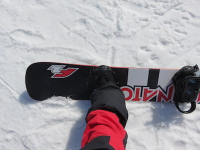 3スノーボードF2 ELIMINATOR