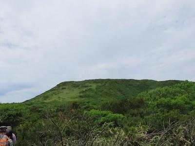 22 百名山那須岳