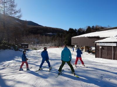 18焼額山スキー場
