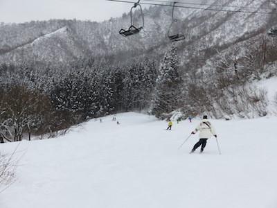 11スノーボード湯沢中里