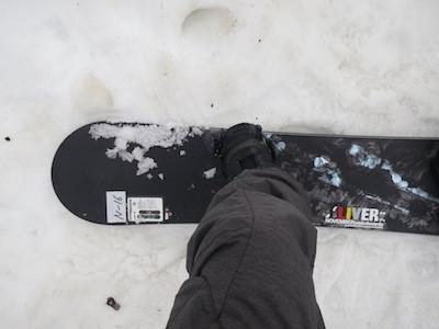 スノーボードLIVER