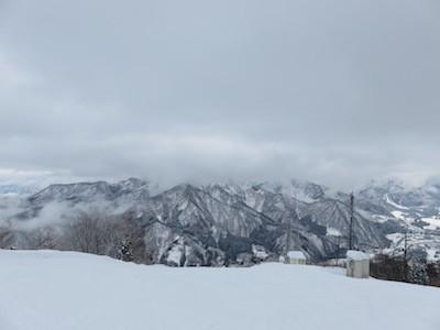 18スノーボード湯沢高原