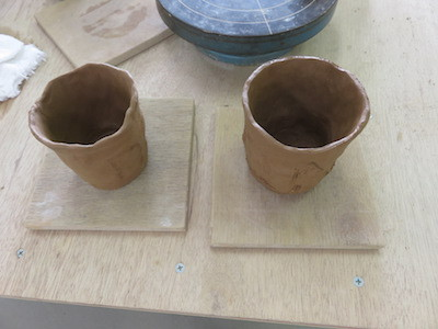 7スノーボード陶芸教室