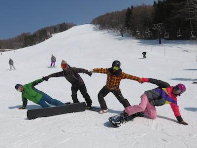 44スノーボード菅平