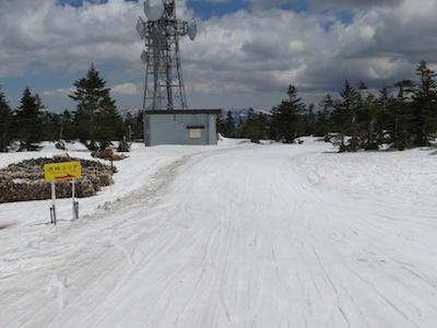 28横手山渋峠スキー場