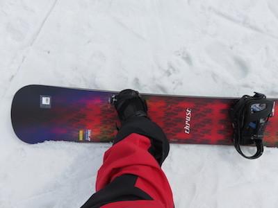 4 スノーボードTHRUST ® SLR