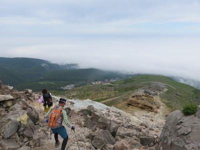 26 百名山那須岳