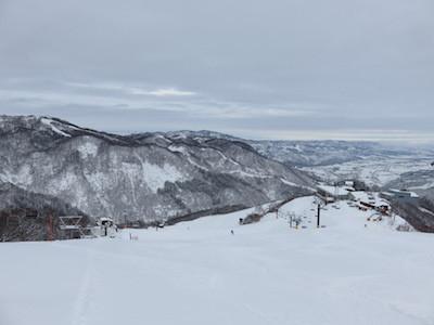 11スノーボード湯沢高原