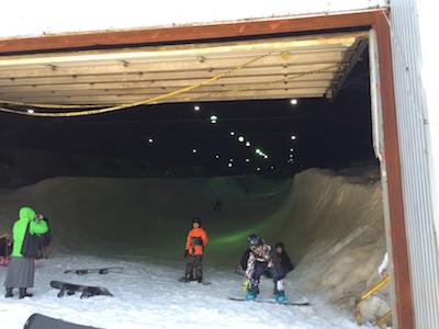 15スノーボードカムイ御坂