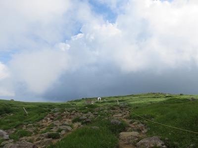 鳥海山31