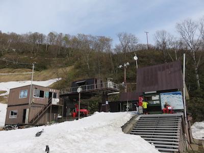10 関温泉スキー場