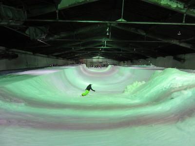1スノーボードカムイ御坂