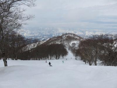 野沢温泉スキー場【試乗会】10