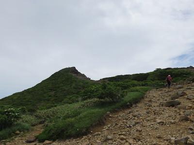 13 百名山那須岳