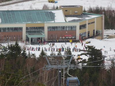 13スノーボードチャオ御岳