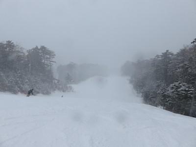 21スノーボードチャオ御岳